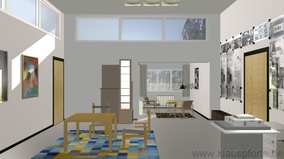 klaus pforte 3d diplomarbeit. Black Bedroom Furniture Sets. Home Design Ideas